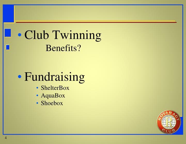 Club Twinning