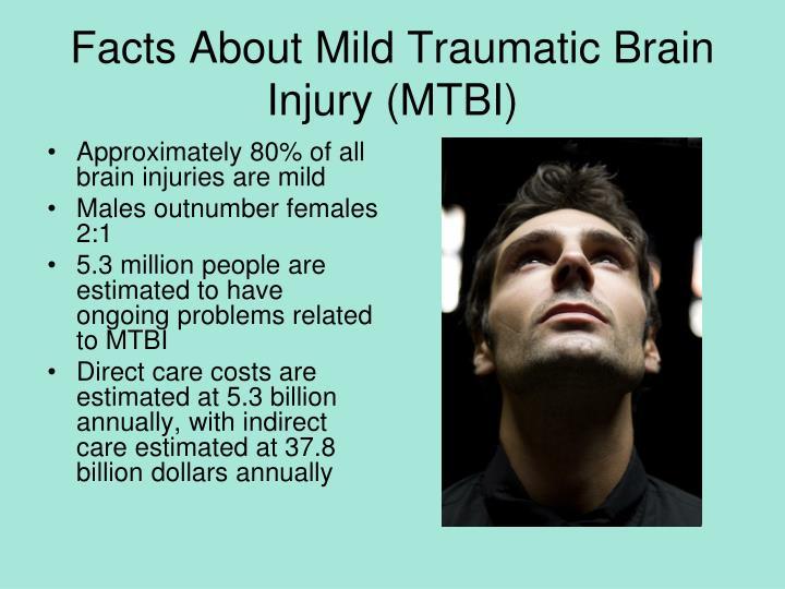 Facts About Mild Traumatic Brain Injury (MTBI)