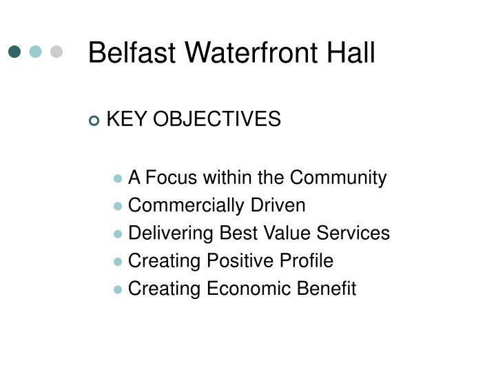 Belfast Waterfront Hall