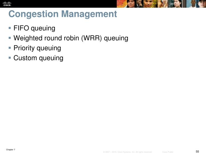Congestion Management