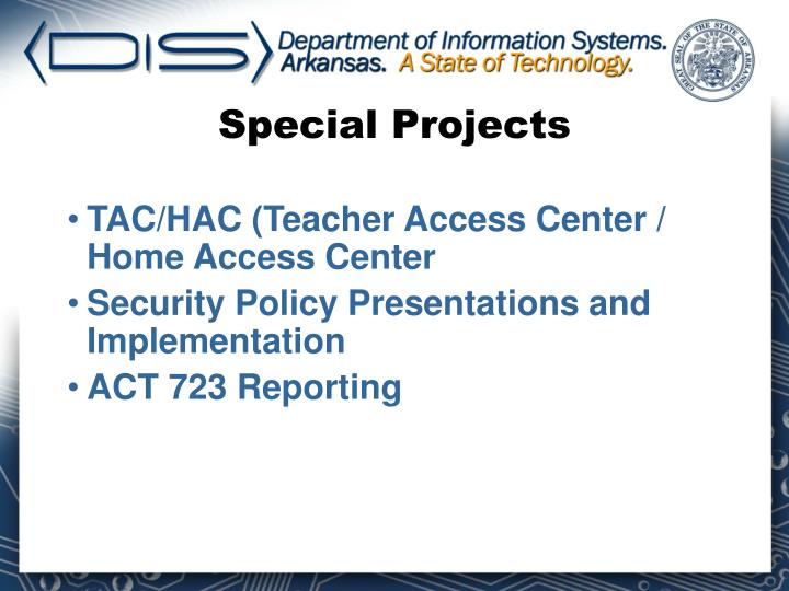 TAC/HAC (Teacher Access Center / Home Access Center