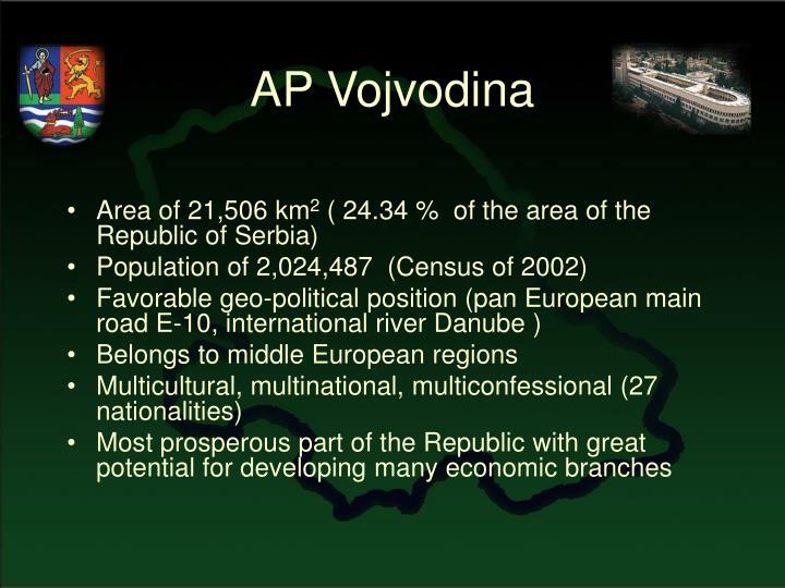 AP Vojvodina