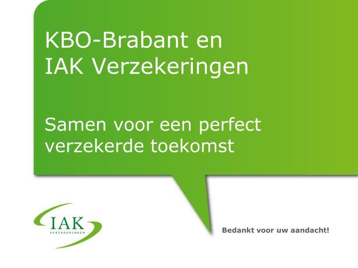 KBO-Brabant en