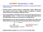 pavement classification contd