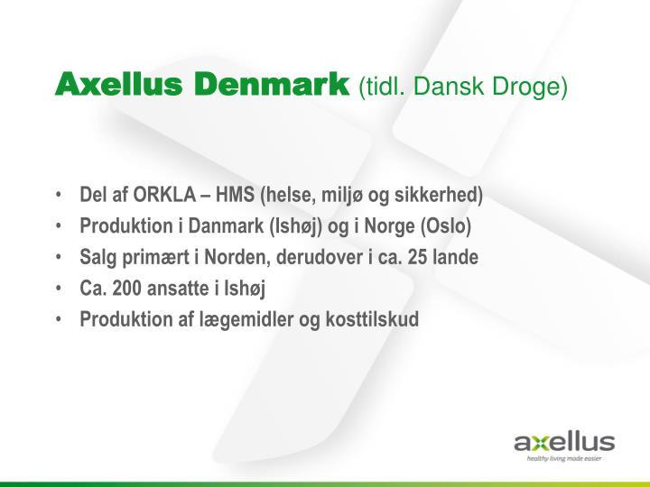 Axellus Denmark