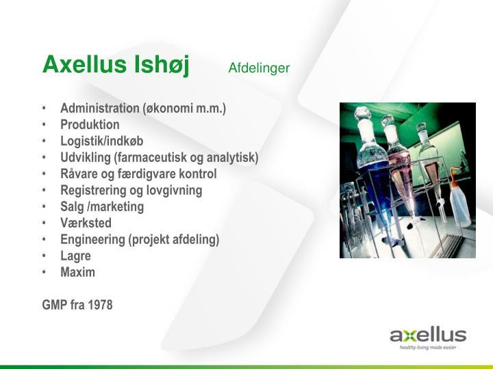 Axellus Ishøj
