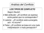 an lisis del conflicto7