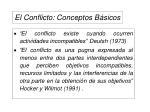 el conflicto conceptos b sicos1