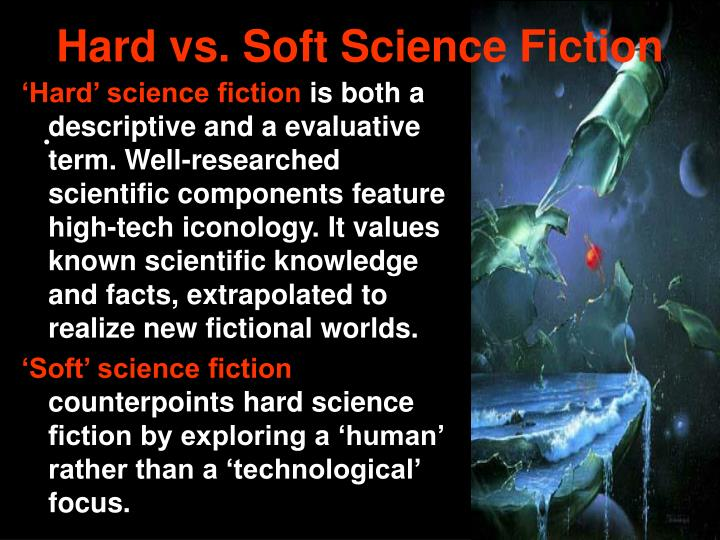 'Hard' science fiction
