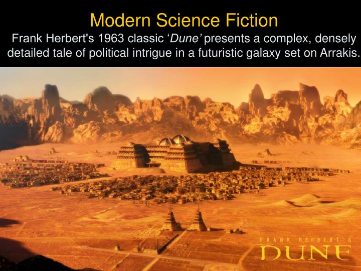 Modern Science Fiction