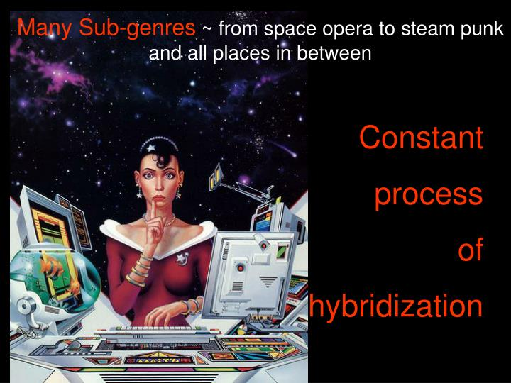 Many Sub-genres