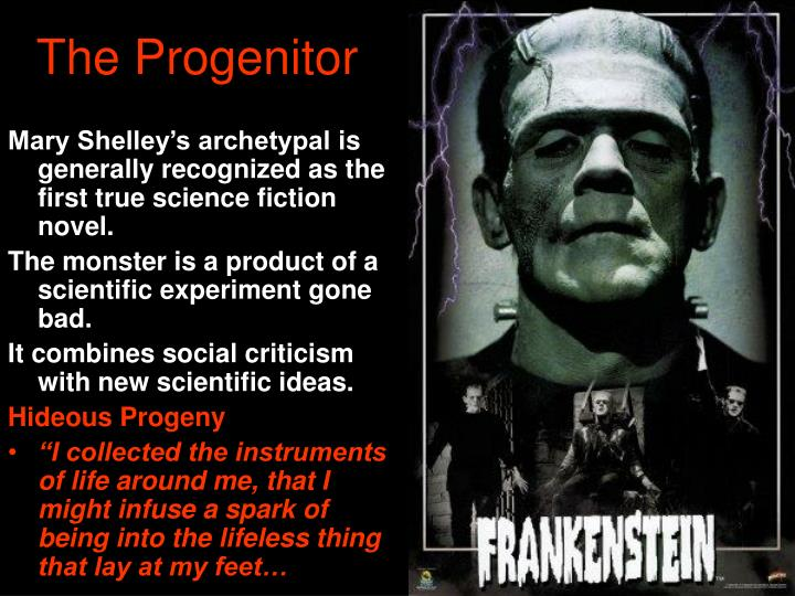 Mary Shelley's archetypal