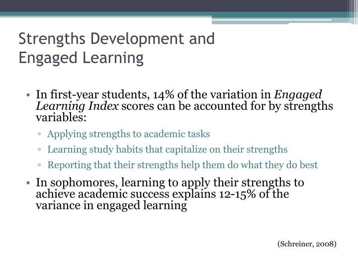 Strengths Development and