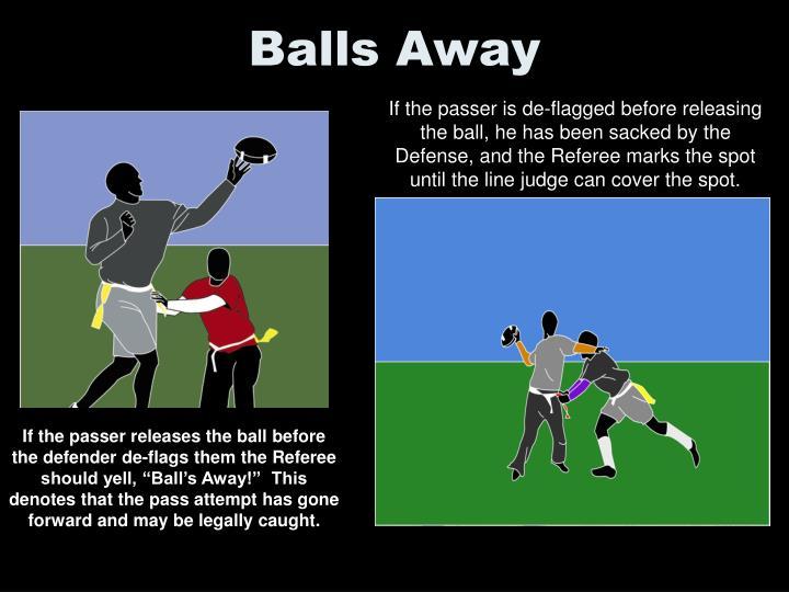 Balls Away