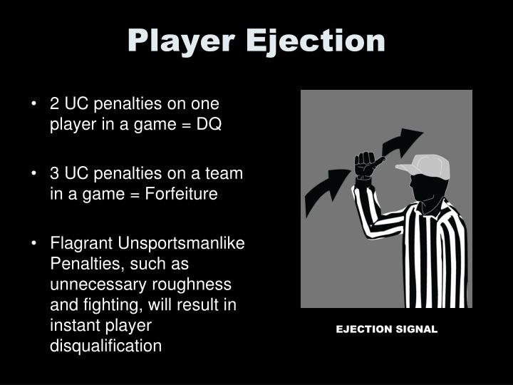 Player Ejection