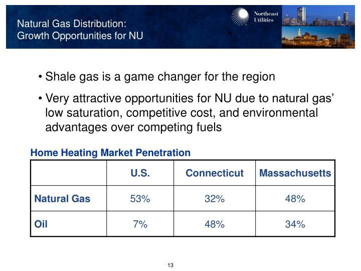 Natural Gas Distribution:
