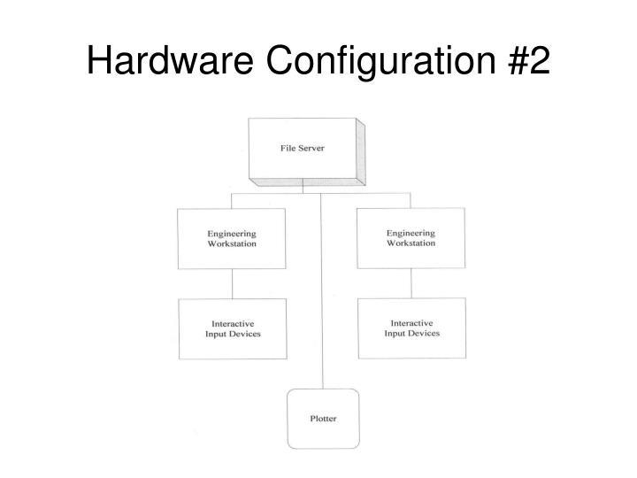 Hardware Configuration #2