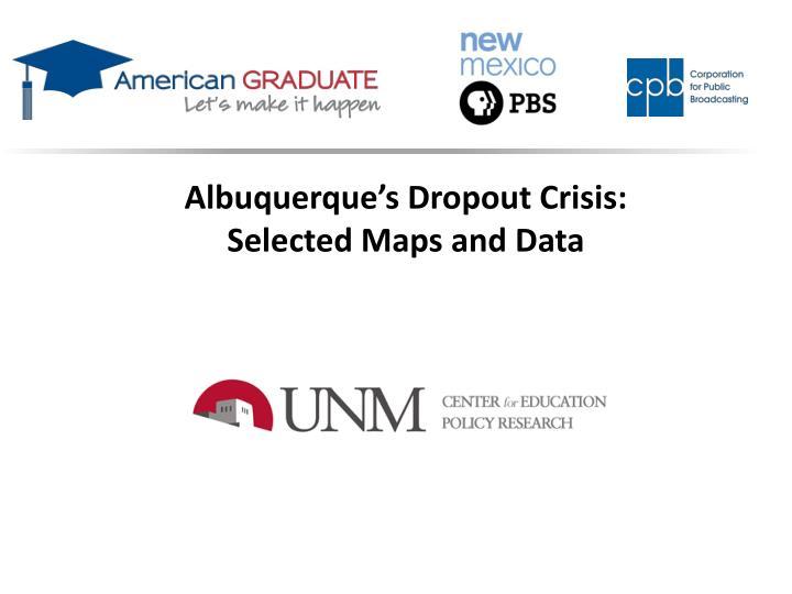 Albuquerque's Dropout Crisis: