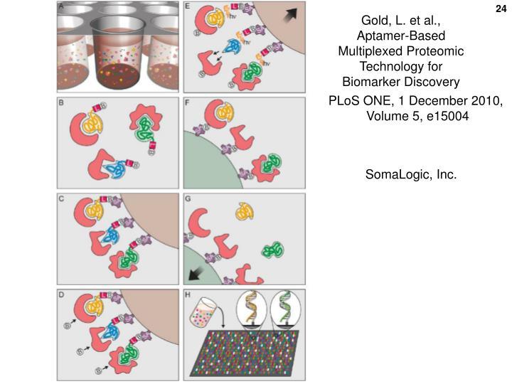 Gold, L. et al.,
