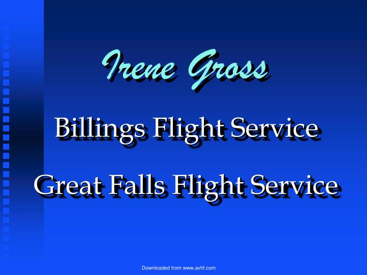 Irene Gross