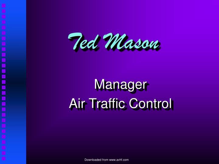Ted Mason