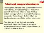 polski rynek zakup w internetowych1