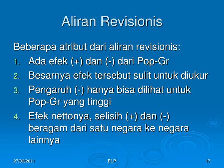 Aliran Revisionis