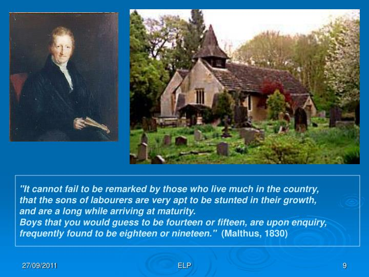 """It cannot fail to be remarked by those who live much in the country,"