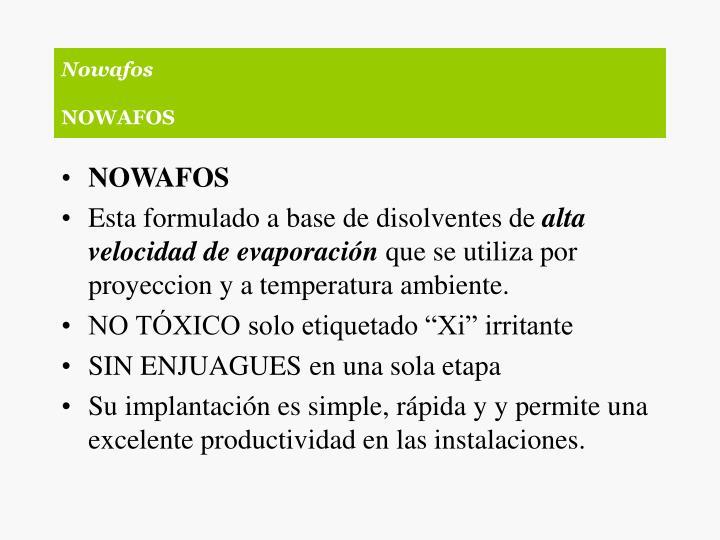 Nowafos