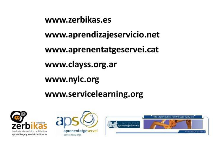 www.zerbikas.es