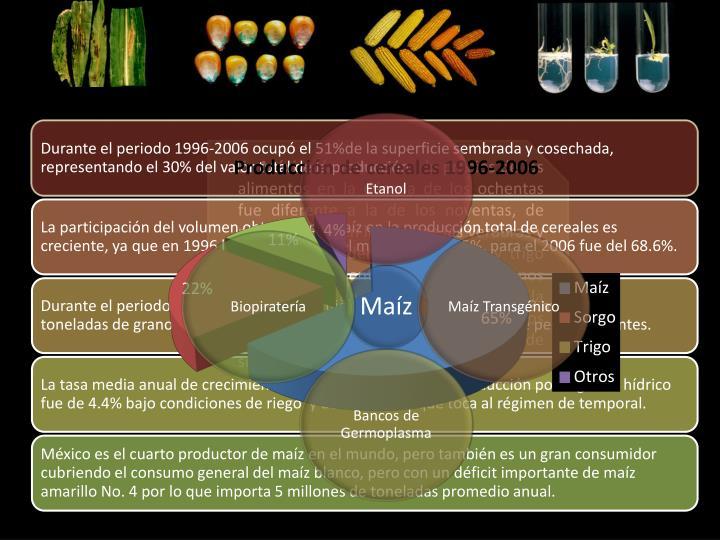 En México, la estructura de precios de los alimentos en la década de los ochentas fue diferente a la de los noventas, de modo tal que en la primera las verduras y los productos derivados de maíz y trigo fueron los alimentos que tuvieron menos incrementos en su precio; pero en la siguiente década fueron de los productos que experimentaron mayor aumento de su valor.