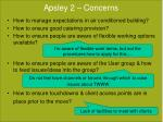 apsley 2 concerns1