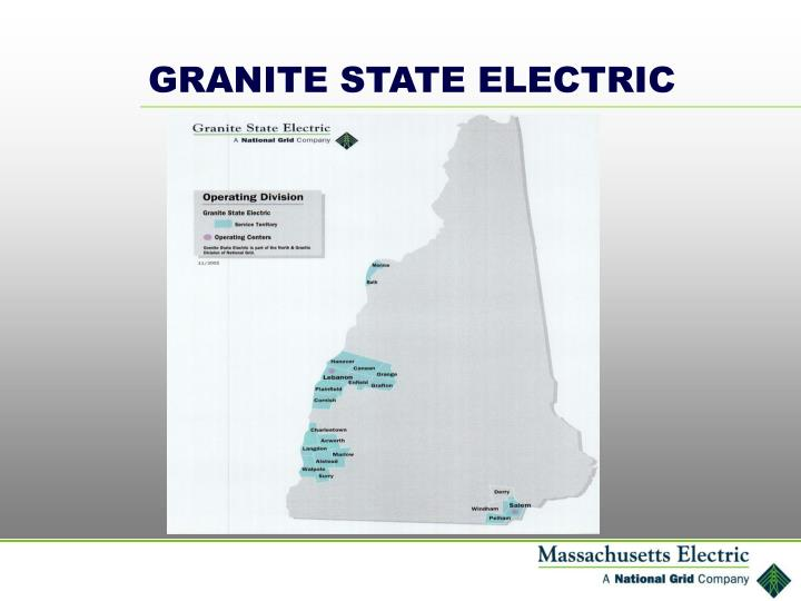 GRANITE STATE ELECTRIC