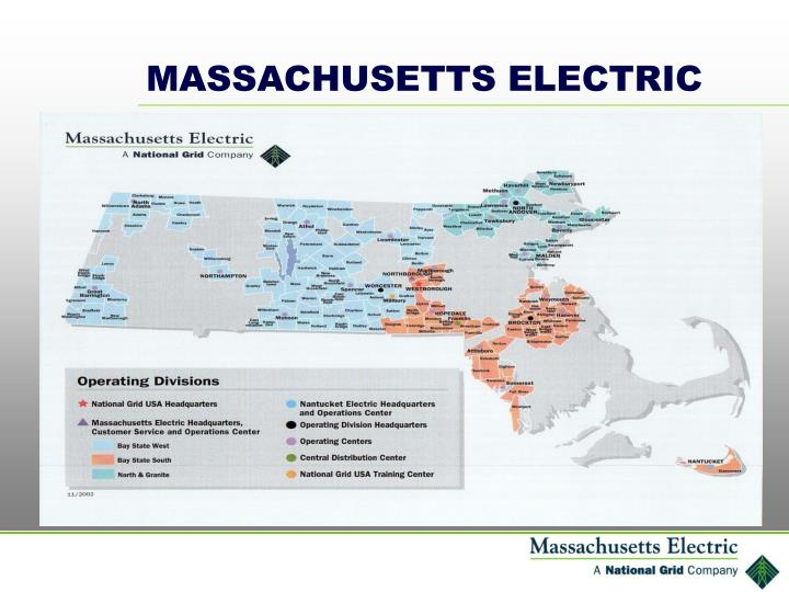 Massachusetts electric