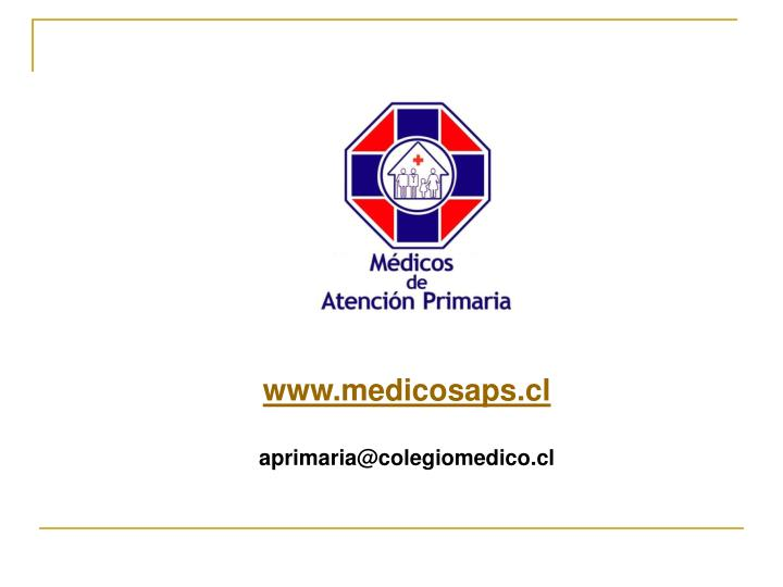 www.medicosaps.cl
