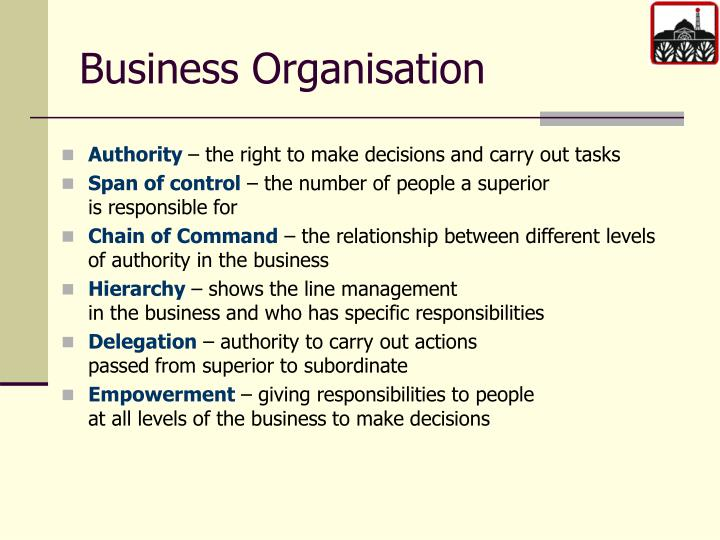 distinguish between span of control and chain of command What is the difference between the unity of by the span of control chain of command refers to the difference between chain of command and.