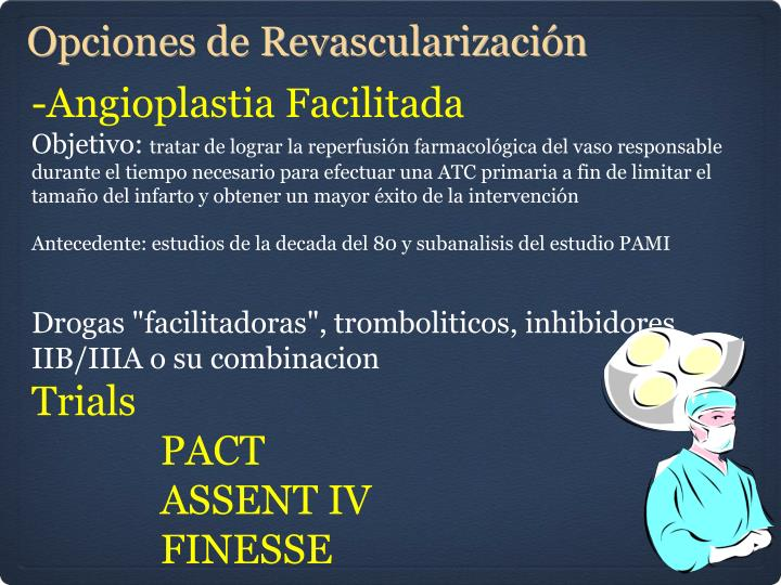 -Angioplastia Facilitada