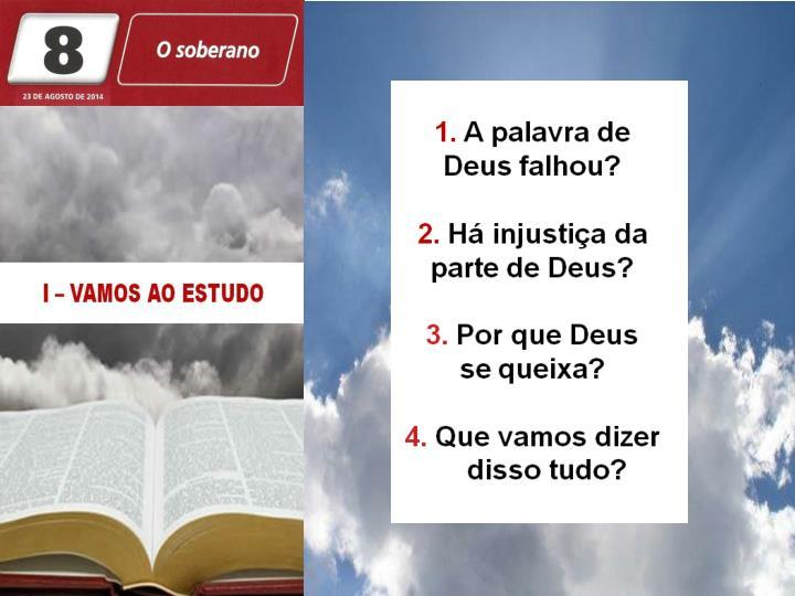 Jesus é o