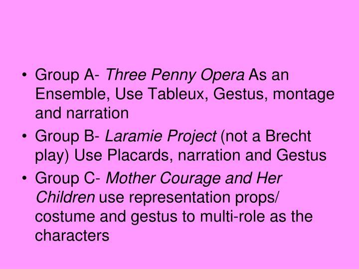 Group A-
