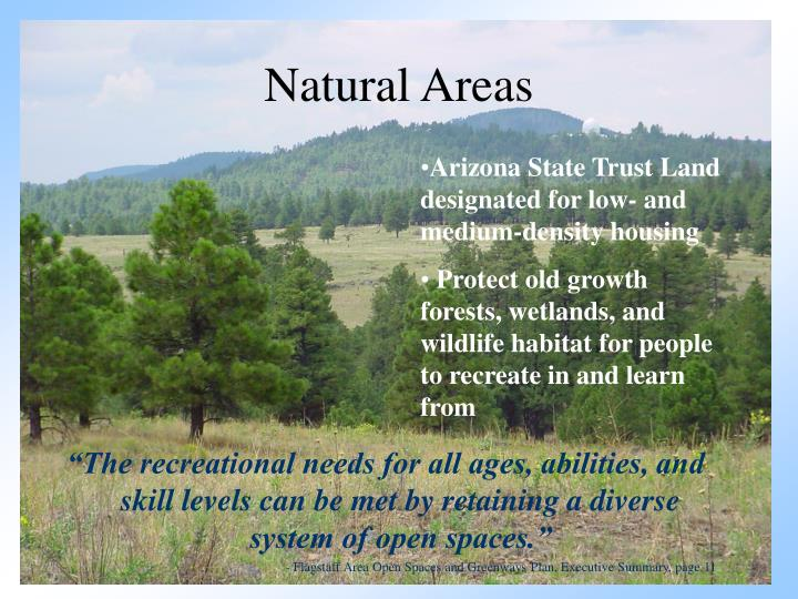 Natural Areas