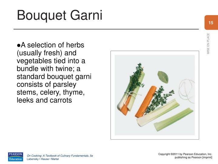 Bouquet Garni