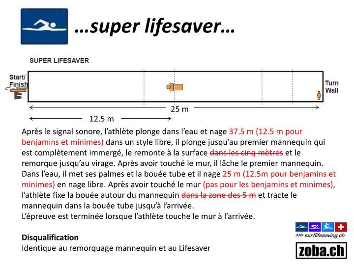…super lifesaver…