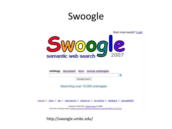 Swoogle