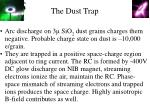 the dust trap