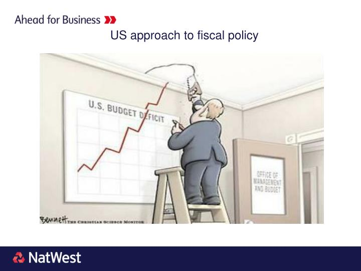 US approach to fiscal policy