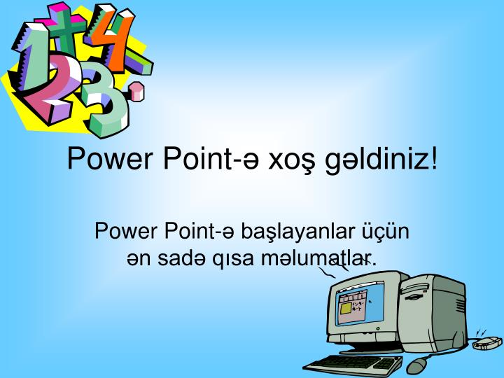 Power point xo g ldiniz