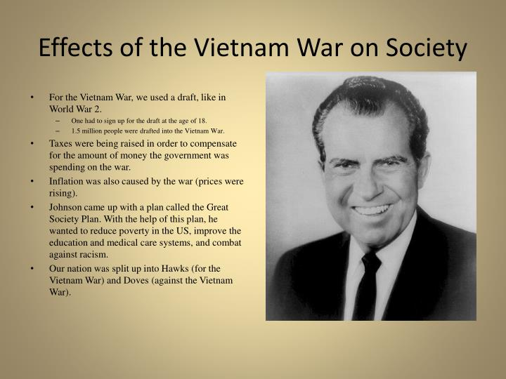 the impact of the vietnam war on Impact of the vietnam war on australia society, vietnam veterans and their families, protest groups, the government, migrants, australia's relations with asia, how.