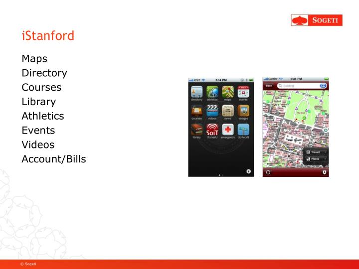iStanford