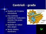 centrioli gra a