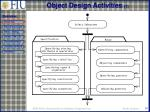 object design activities 1